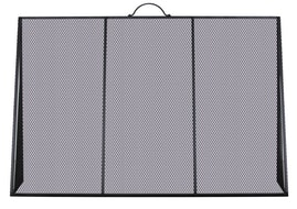 Layback Fire Screen JC0184BK