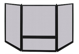 Mesh Corner Nursery Guard JC2828CRBK